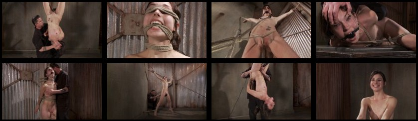 Kristine Kahill at Sadistic Rope
