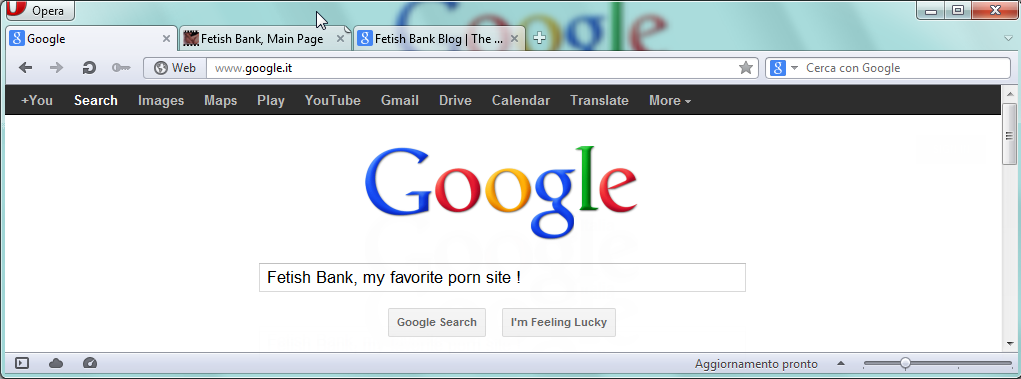 fetish bank search function cover