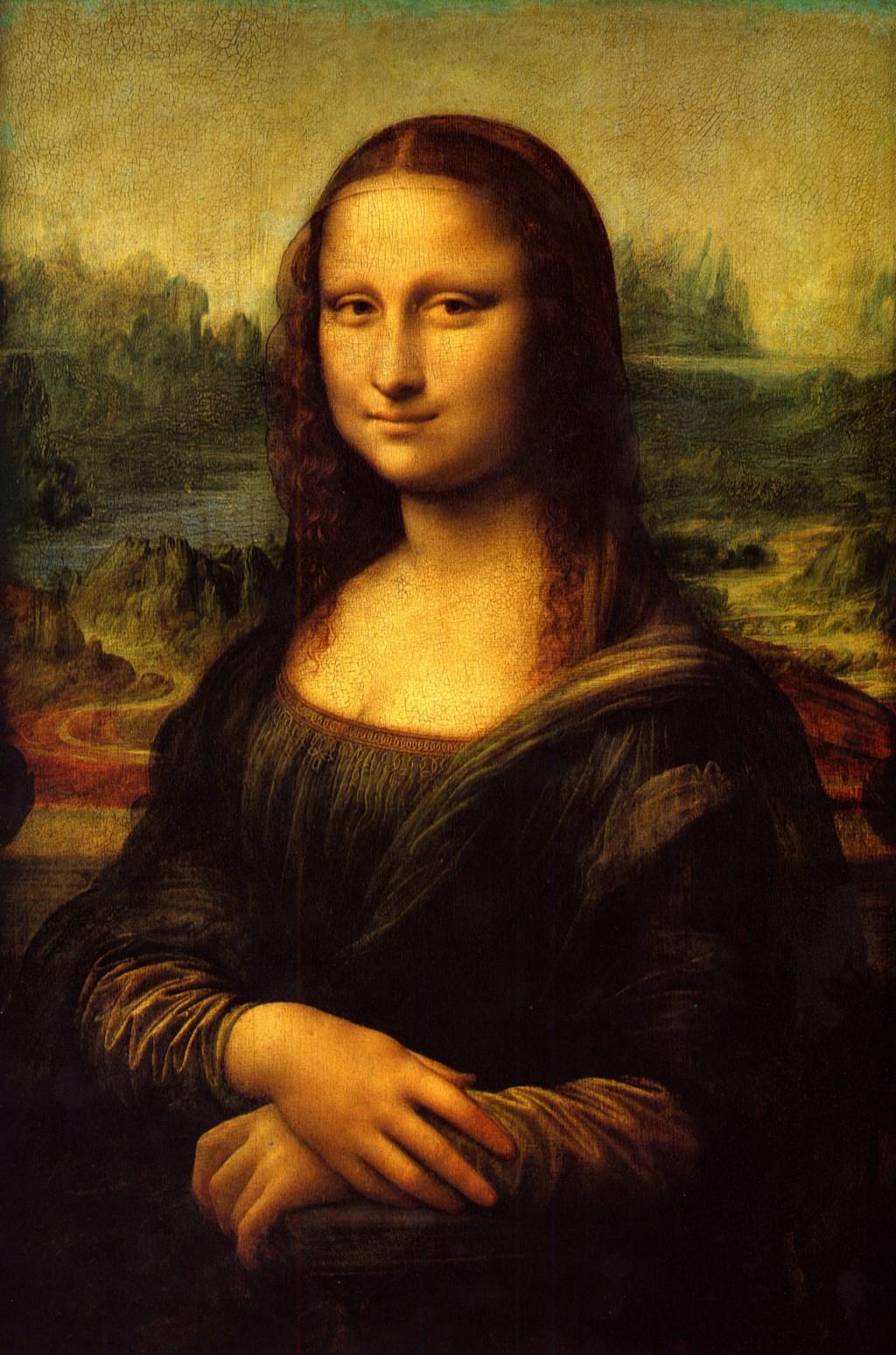 Kinky Mona Lisa Original
