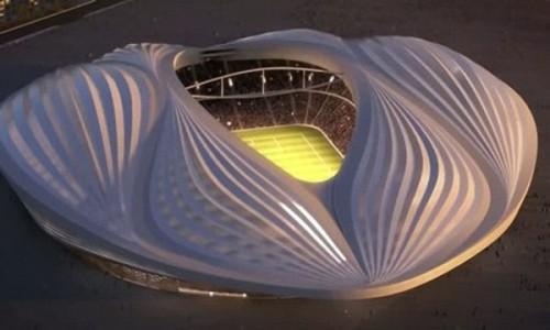 qatar wakrah stadium