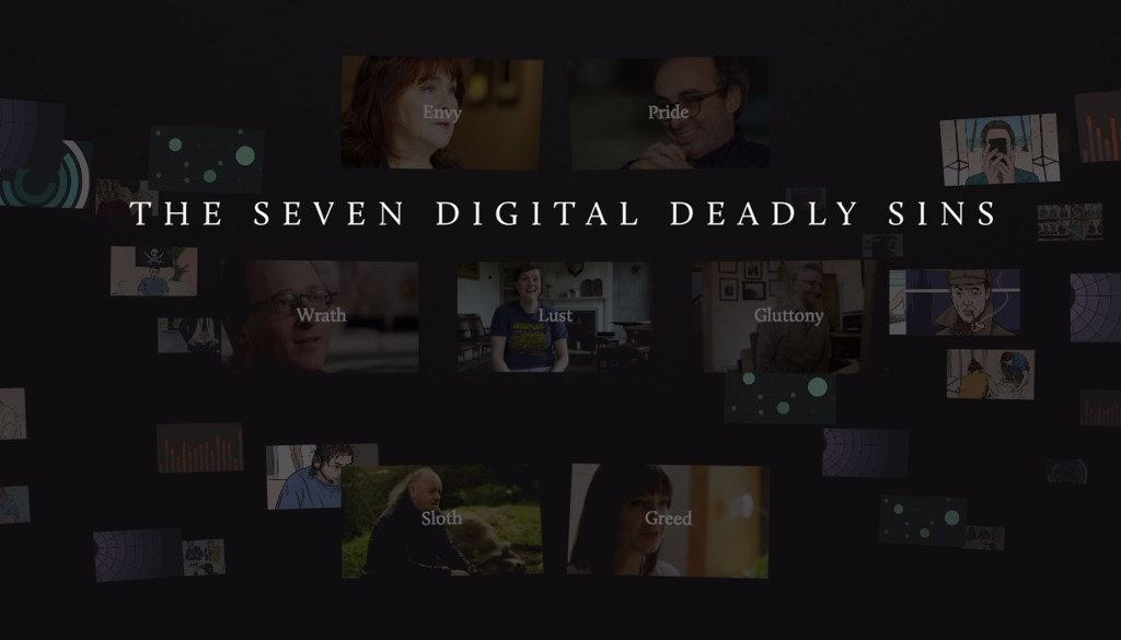 the seven digital deadly sins